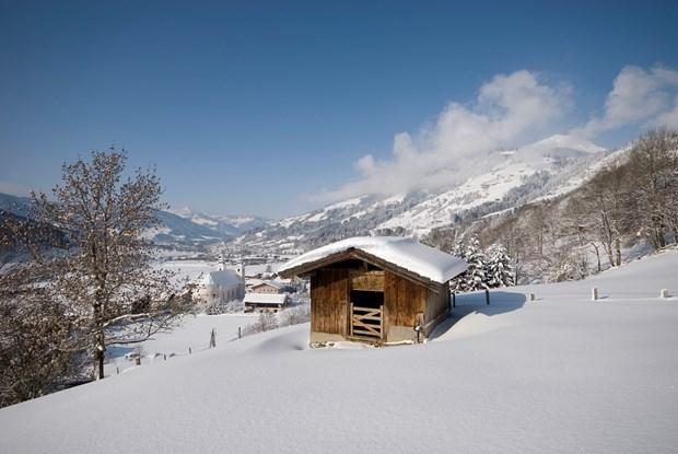 ... Krin: Pension/ Gasthof Kirchberg/Tirol, Kitzbühel - Kirchberg